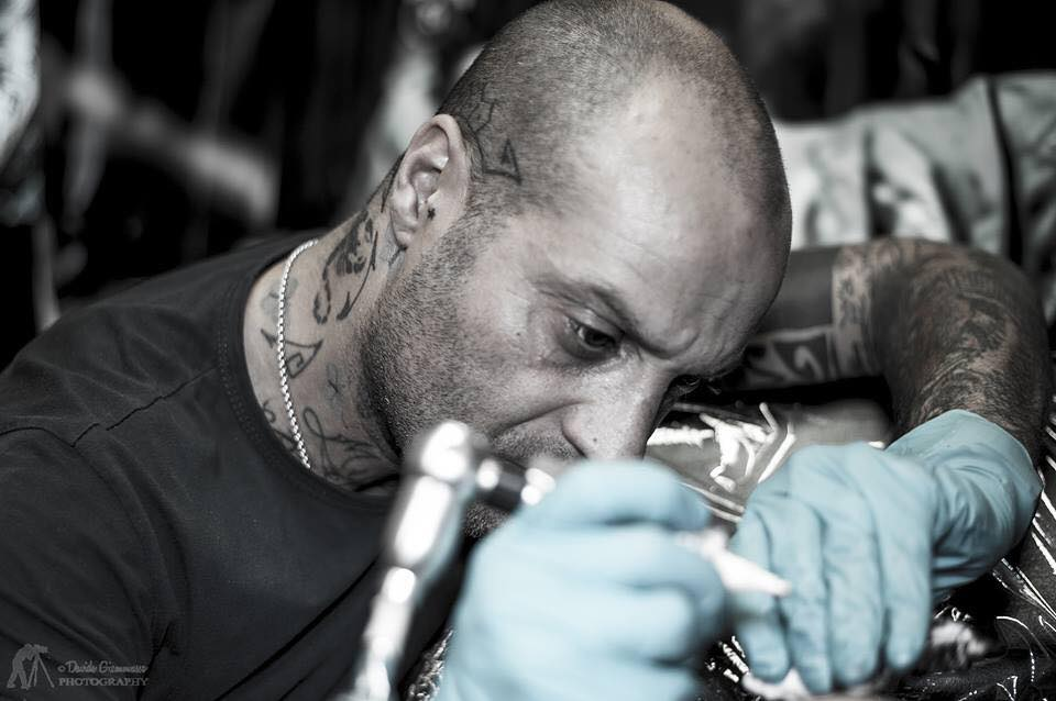 Spektrum tattoo tatuaggi Milano,