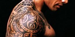 tattoo maori, tatuaggi amori immagine