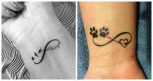 tatuaggio piccolo infinito donna significato